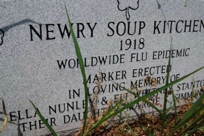 Newry Soup Kitchen Marker image. Click for full size.