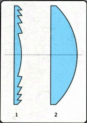 Fresnel Lens Diagram image. Click for full size.