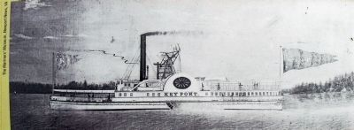 Steamship Keyport image. Click for full size.
