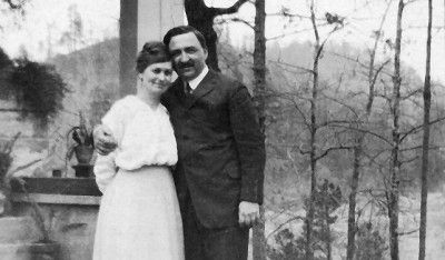 Dr. Richard A. and Evelyn Forrest<br>Founders of Toccoa Falls College image. Click for full size.