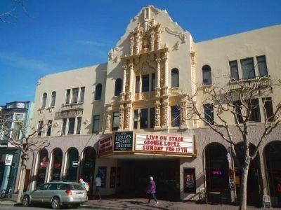 Golden State Theatre image. Click for full size.