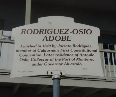 Rodriguez – Osio Adobe Marker image. Click for full size.
