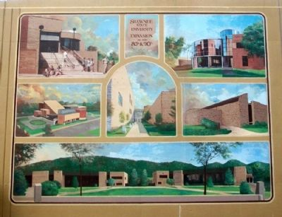 Shawnee State Expansion Mural image. Click for full size.