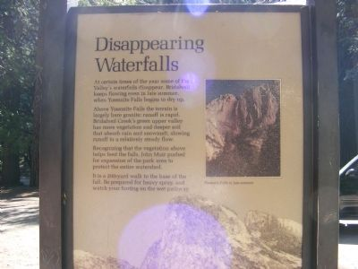 Disappering Waterfalls Marker image. Click for full size.
