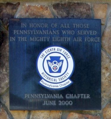 The Eighth Air Force Historical Society Pennsylvania Chapter image. Click for full size.