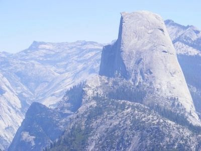 Half Dome image. Click for full size.