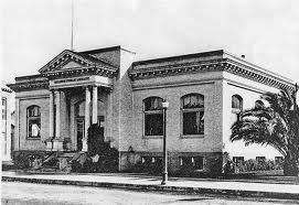 The Salinas Carnegie Library image. Click for full size.
