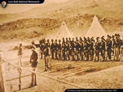 Troops at Gillems Camp image. Click for full size.