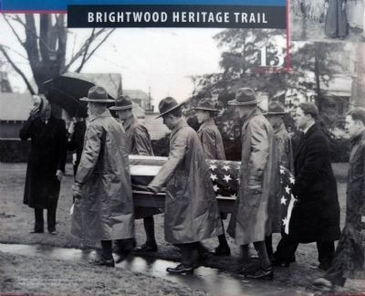Edward R. Campbell's Funeral image. Click for full size.
