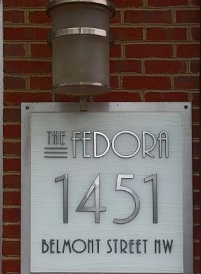 The Fedora 1451 Belmont image. Click for full size.