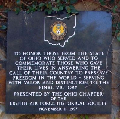 Ohio Chapter Eighth Air Force Historical Society image. Click for full size.