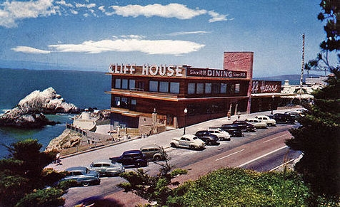 The Cliff House in 1941
