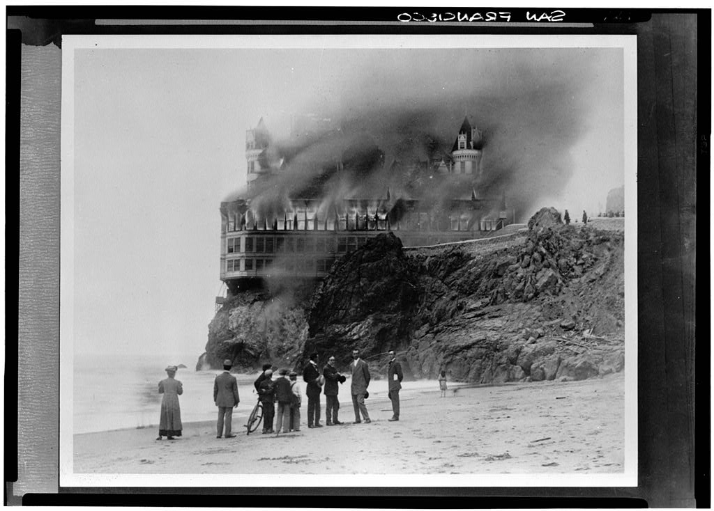 The Cliff House Fire