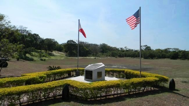 "503rd Airborne - ""The Rock Force"" - Memorial at the Topside Parade Ground, Corregidor image. Click for full size."