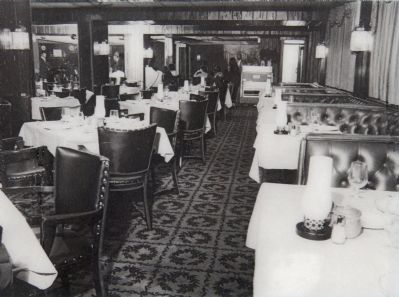 The Red Carpet Lounge in its heyday image. Click for full size.