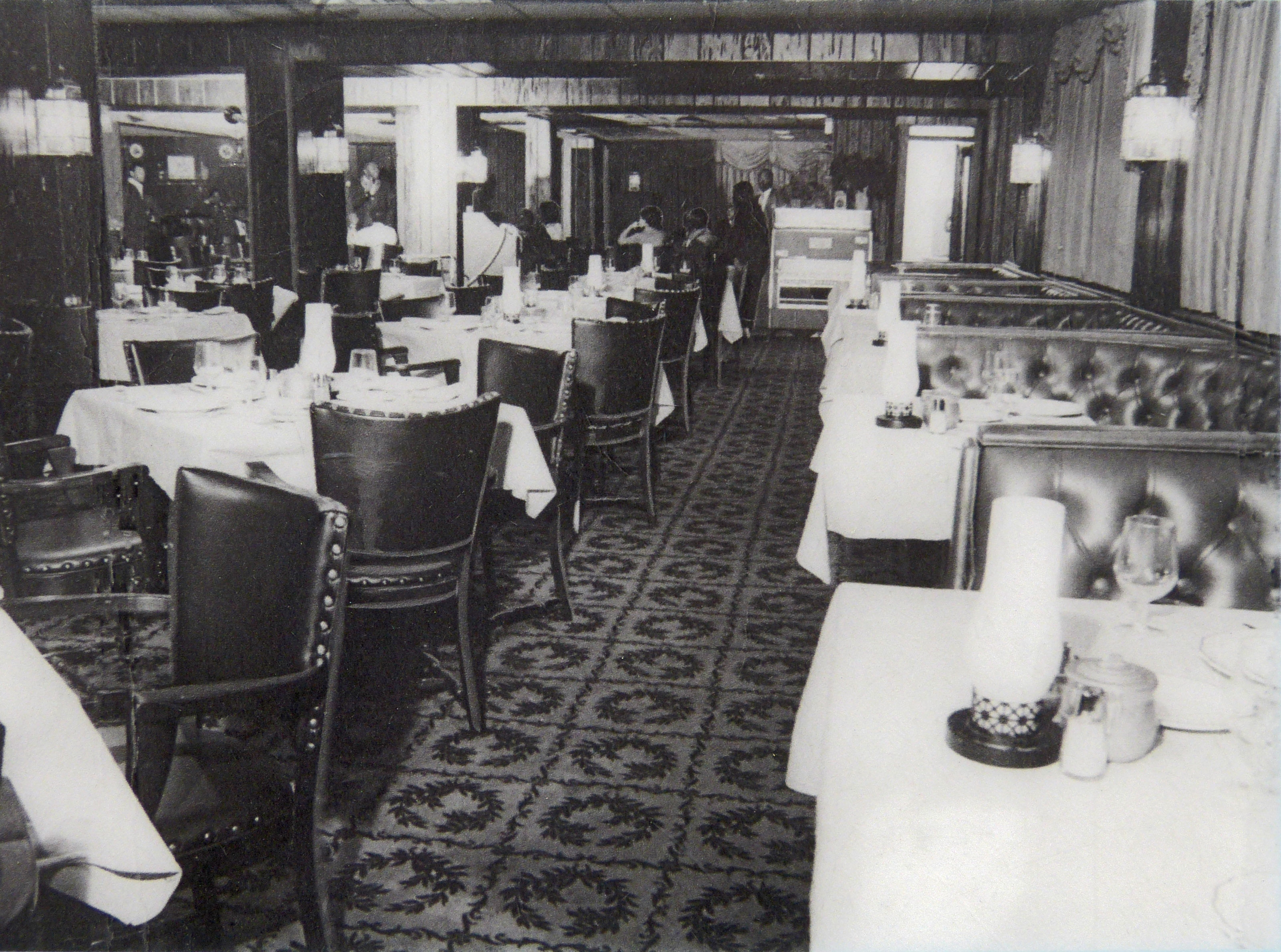 The Red Carpet Lounge in its heyday
