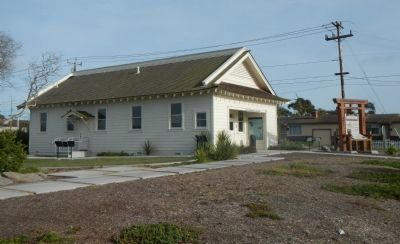 The Castroville Japanese Schoolhouse image. Click for full size.