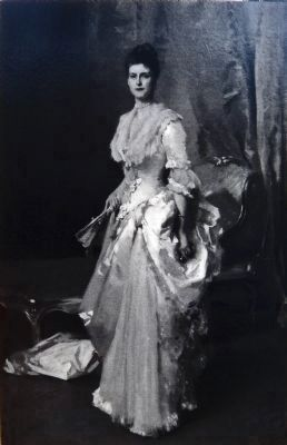 Margaret Stuyvesant Rutherford White image. Click for full size.