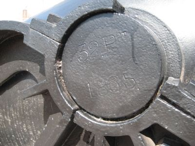 Cannon Markings image. Click for full size.