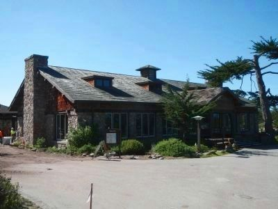 The Asilomar Dining Hall image. Click for full size.