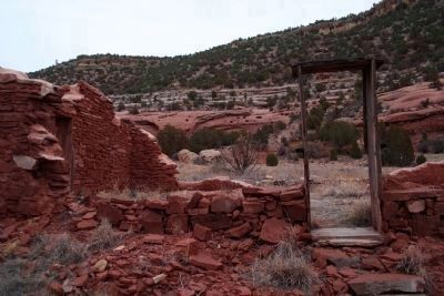 The Ruins at Mills Canyon. image. Click for full size.