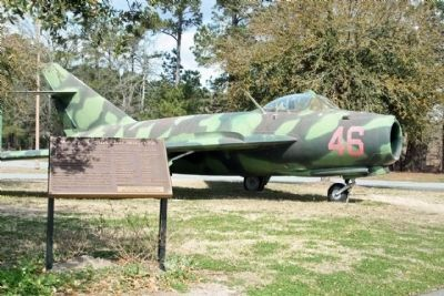 Mikoyan-Gurevich MiG- 17A Marker 2013 view image. Click for full size.