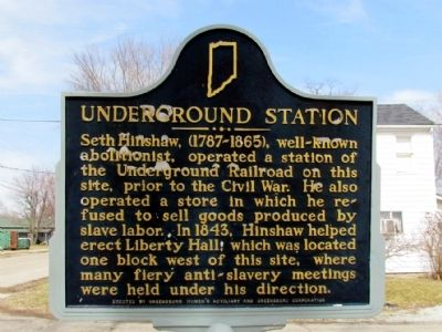 Underground Station Marker image. Click for full size.