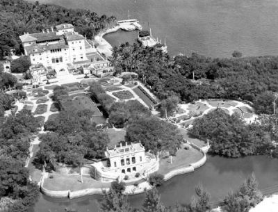Aereal view of Vizcaya image. Click for full size.