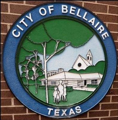 City of Bellaire Emblem image. Click for full size.