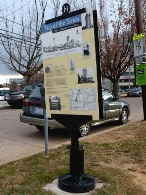 Fort Reno Marker image. Click for full size.