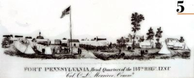 Fort Pennsylvania image. Click for full size.