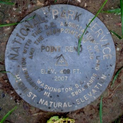Point Reno Highpoint Marker image. Click for full size.