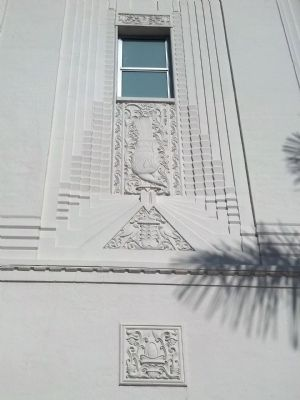 Art Deco details from the Tower image. Click for full size.