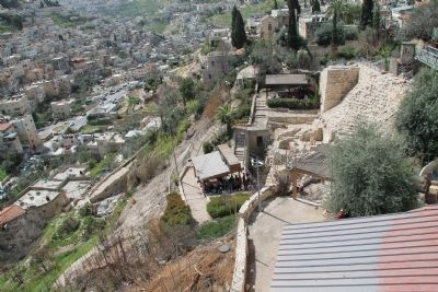 Beit Hatzofeh Lookout image. Click for full size.