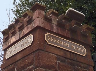 Beekman Place image. Click for full size.