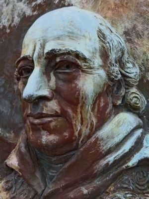 Bishop John Carroll image. Click for full size.