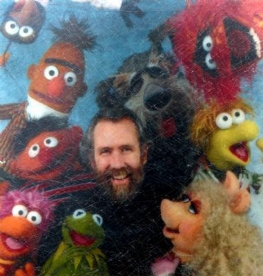 Jim Henson (1936-1990) image. Click for full size.