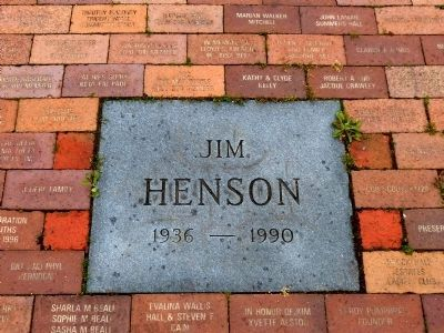 Jim Henson image. Click for full size.