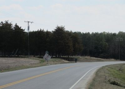 Poncey Tract Road image. Click for full size.