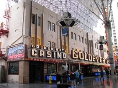 Golden Gate Casino image. Click for full size.