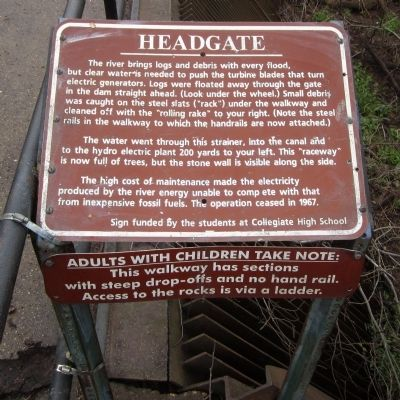 Headgate Marker image. Click for full size.
