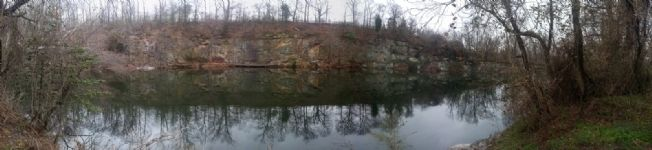 Quarry Pond image. Click for full size.