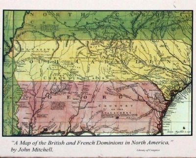 Colonial Augusta Map image. Click for full size.