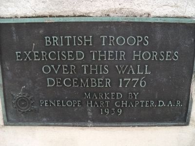 British Horses Marker image. Click for full size.