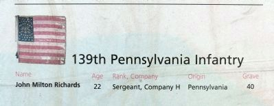 139th Pennsylvania Infantry image. Click for full size.