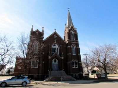 St. John's Lutheran Church image. Click for full size.