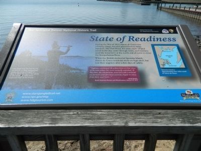 State of Readiness Marker image. Click for full size.