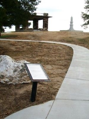 """A Remarkable Rocky Point"" Marker image. Click for full size."