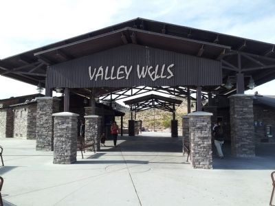 Valley Wells Rest Area image. Click for full size.