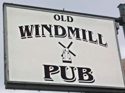 The Old Windmill Pub image. Click for full size.